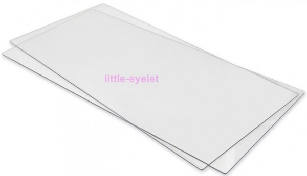 SIZZIX Cutting Pad Extended (lang) 1 Paar