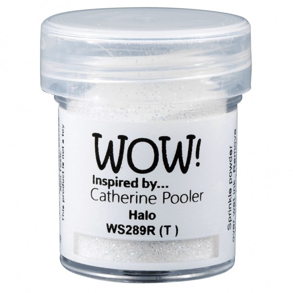 WOW! Embossing Powder Halo 15 ml - Embossing Pulver