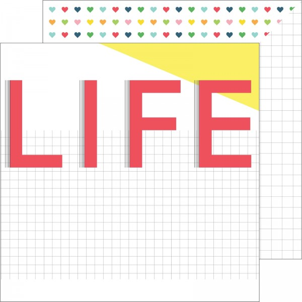 Pinkfresh Studio - Life Noted - This Life Paper